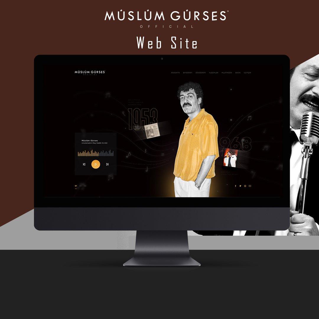 Müslüm Gürses Resmi Web Sitesi